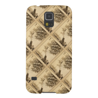 The Human Cannon Ball Vintage Circus Act Victorian Case For Galaxy S5