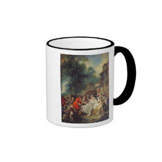 The Hunt Lunch, 1737 Mug