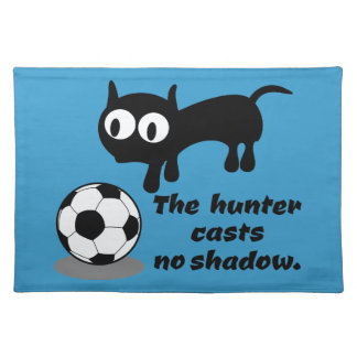 The Hunter Casts no Shadow Placemat