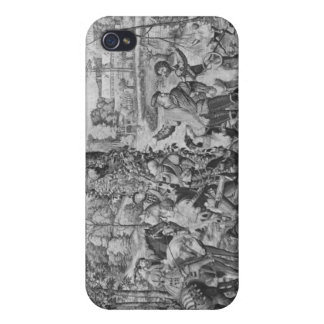 The Hunts of Maximilian, Leo, The Stag Hunt Case For The iPhone 4
