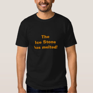 The Ice Stone has melted! T Shirt