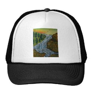 The Icebound Waterfall Cap
