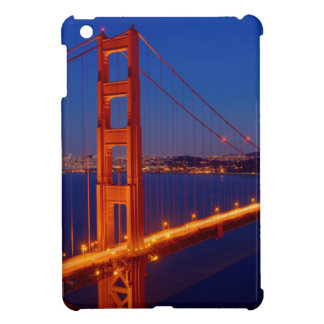 The iconic bridge with San Francisco Cover For The iPad Mini