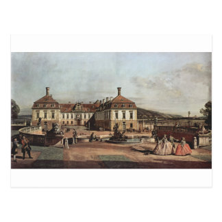 The imperial summer residence, courtyard by Bernar Postcard