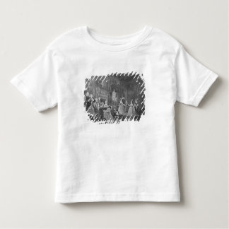 The Indian Emperor, engraved by Robert Dodd Toddler T-Shirt