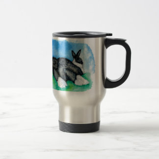 THE INDIGNITY! STAINLESS STEEL TRAVEL MUG
