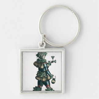 The Innkeeper, allegorical costume design Key Ring