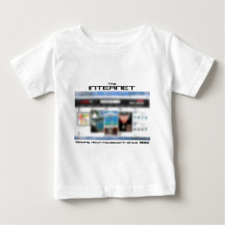The Internet - Slowing Down Housework Since 1995 Tees