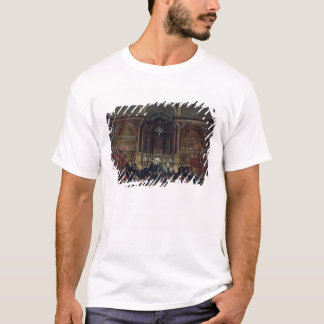 The Investiture of a Monarch in San Lorenzo (oil o T-Shirt