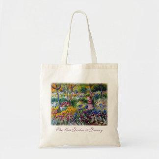 The Iris Garden by Claude Monet Tote Bag