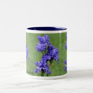 The Iris Lady Mugs