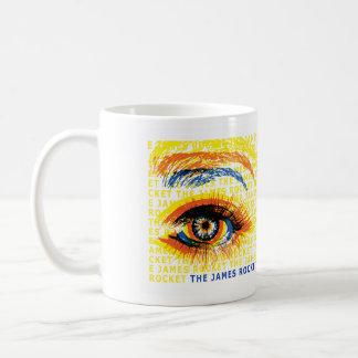 The James Rocket Drinks A Lot Of Coffee Coffee Mug