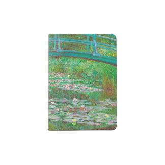 The Japanese Footbridge Passport Holder