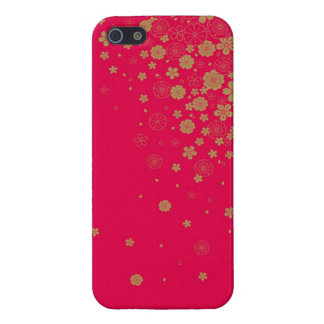 The Japanese traditional handle cherry tree Japan  Case For iPhone 5/5S