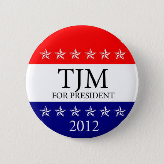 The Jer Man 2012 6 Cm Round Badge