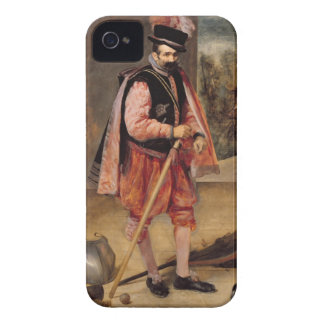 The Jester named 'Don Juan of Austria', c.1632/35 iPhone 4 Case