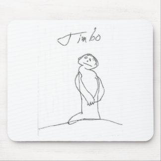 The Jimbo Files Mouse Pad