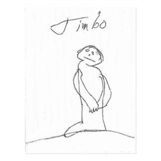 The Jimbo Files Postcard