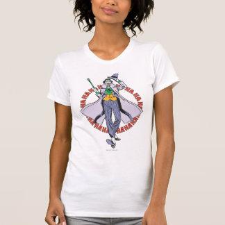 The Joker Cackles T-Shirt