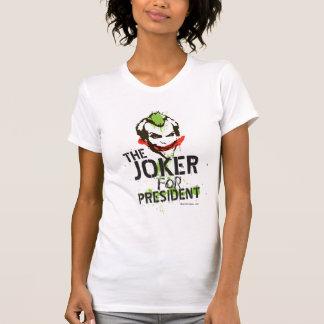 The Joker for President T-Shirt