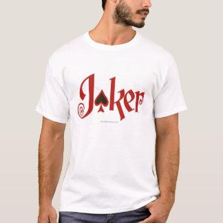 The Joker Playing Card Logo T-Shirt