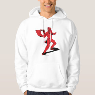 The Joker Red Hoodie