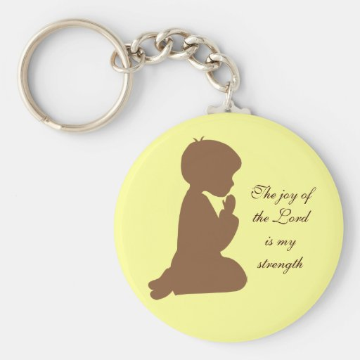 The Joy of the Lord Key Chain