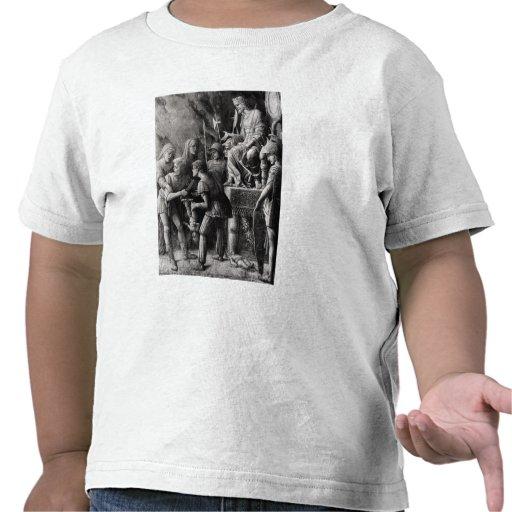 The Judgement of Solomon Tee Shirts