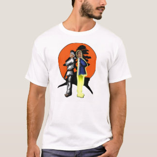 The Karate Kid/The Last Dragon T-shirt