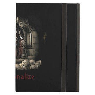 The Keep Vampire Powis iCase iPad Case with Kickst