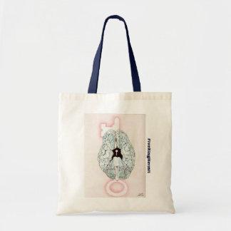 the key canvas bag