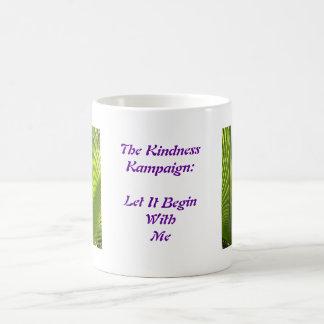 The Kindness Kampaign Basic White Mug