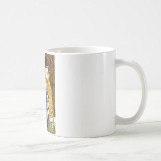 The Kiss - Two Bernese Mountain Dogs Coffee Mug