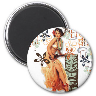 The Kitsch Bitsch Aloha Oops Magnet