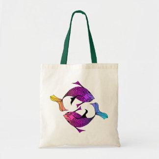 The Koi Dance Tote Bag