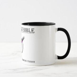 The Kwest Bible 11 oz. coffee mug. Mug