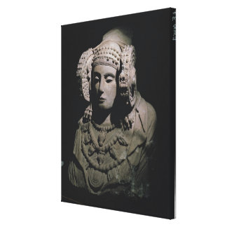 The Lady of Elche Canvas Print