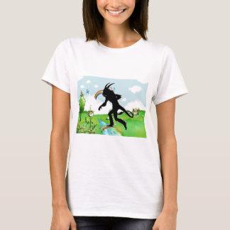 The Lamia Invades Happy Land T-Shirt