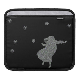 The Land of Snow double-sided iPad Sleeve