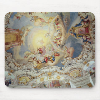 The Last Judgement, ceiling painting Mouse Pad