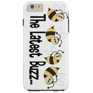 """""""The Latest Buzz"""" IPhone 6 Case"""