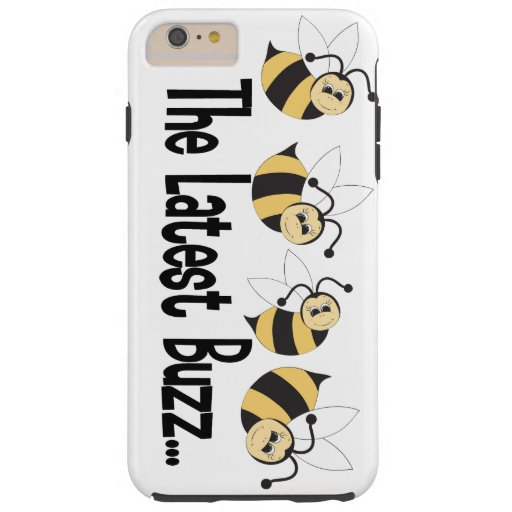 """The Latest Buzz"" IPhone 6 Case"
