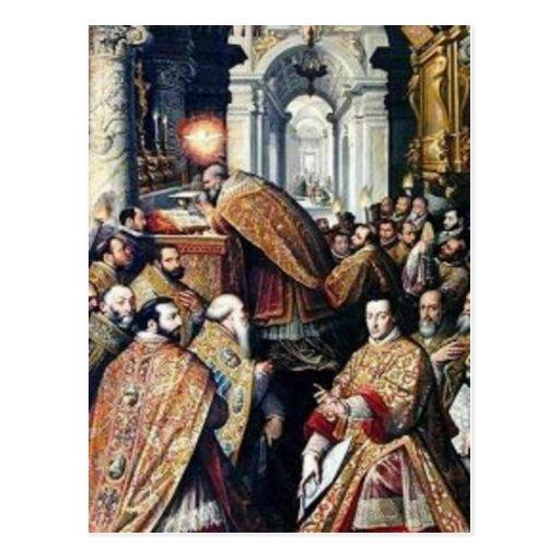 The Latin Mass Collection Postcard