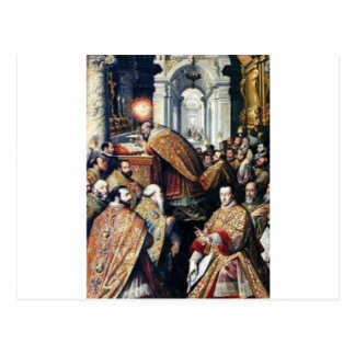 The Latin Mass Collection Postcard
