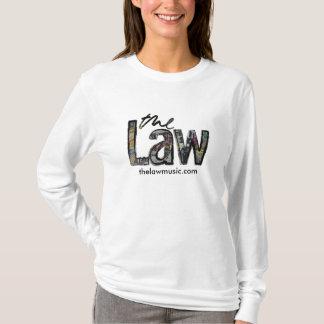 The Law - Logo - Ladies Hoodie