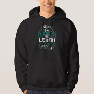 The LEMON Family. Gift Birthday Hoodie