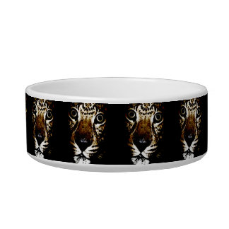 The Leopard Kitty Bowl