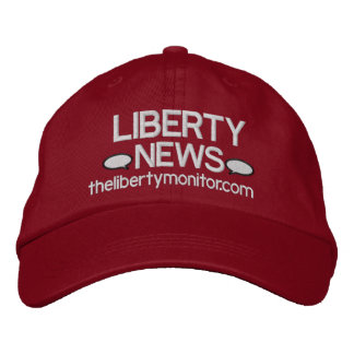 The Liberty Monitor Hat Embroidered Hat