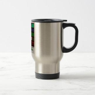 The Librarian Travel Mug