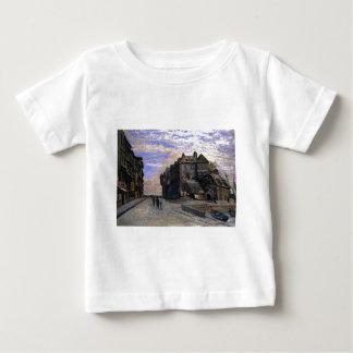 The Lieutenancy at Honfleur by Claude Monet Baby T-Shirt